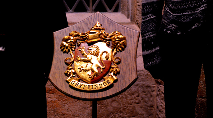 Gryffindor - Hogwarts Philippines