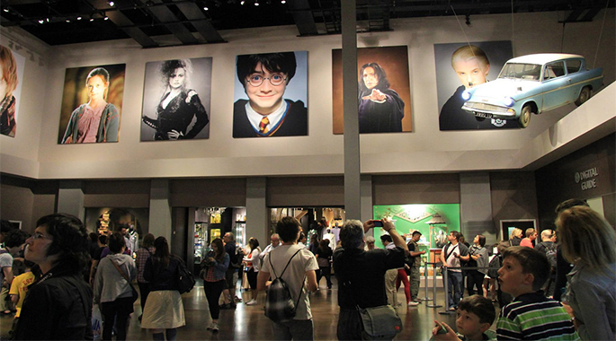 Harry Potter book - Hogwarts Philippines