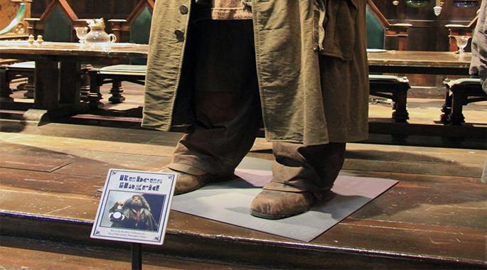 Hagrid - Hogwarts Philippines