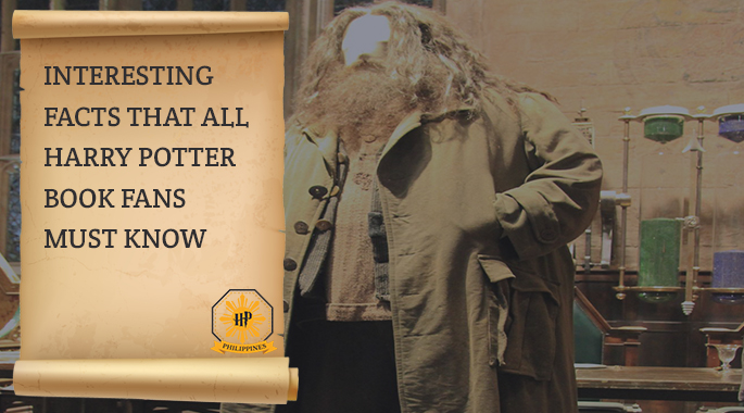 Interesting Facts That All Harry Potter Book Fans Must Know